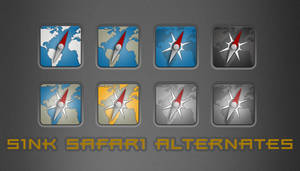 Safari Alternates for Sink