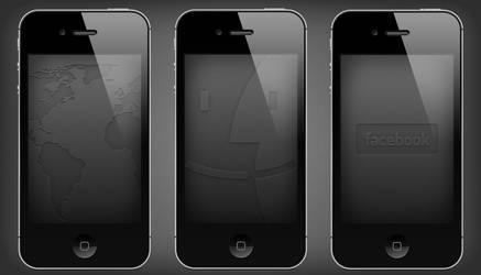 Dark Grain Loading Screens by bblake