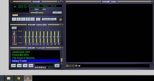 Winamp Base (Winamp2 Classic) Skin for VLC