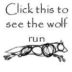 Running Wolf Animation Test