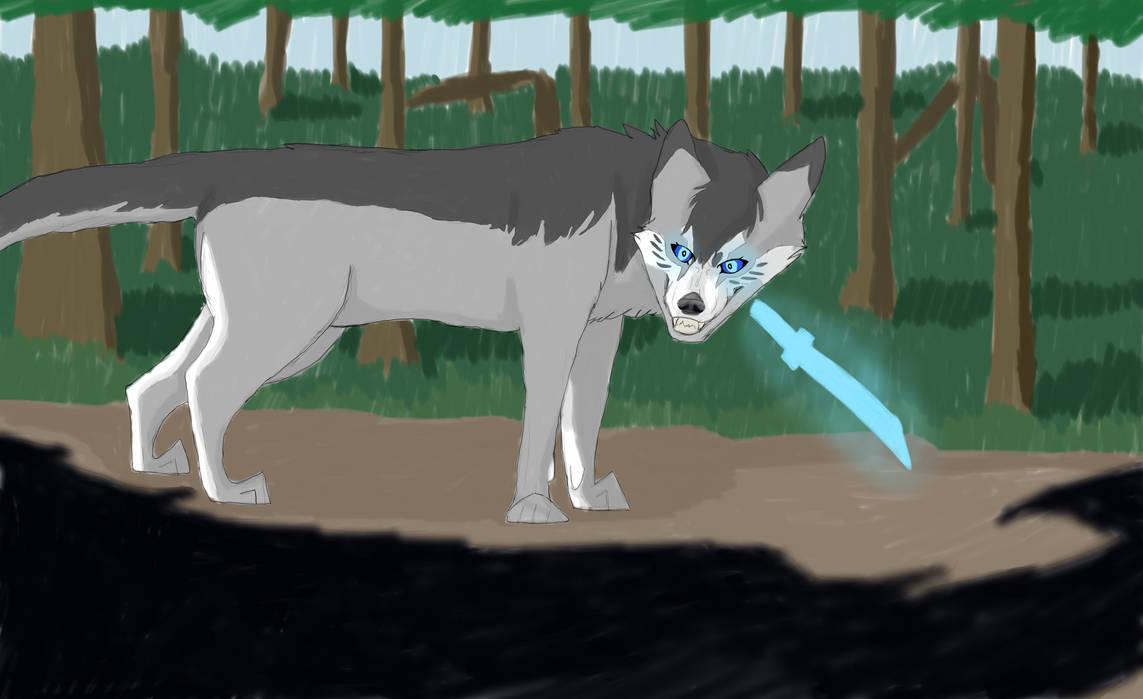 Scenario 2: Let's Dance by WolfDragonCatAngel