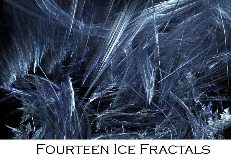Ice Fractals by Krynnstock