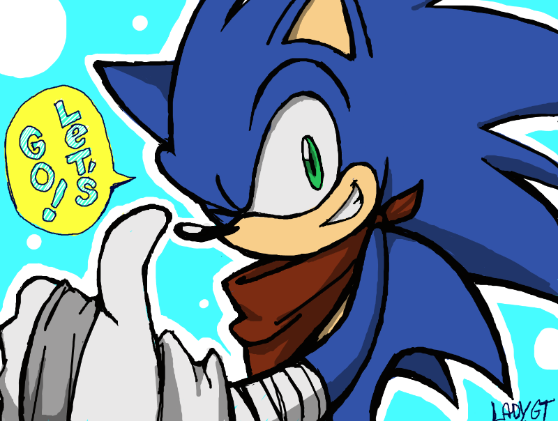 Sonic Boom By Ladygt On Deviantart