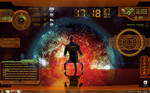 Mass Effect 2 Rainmeter Theme