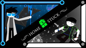 Collab Wallpaper with JC :Homestuck: