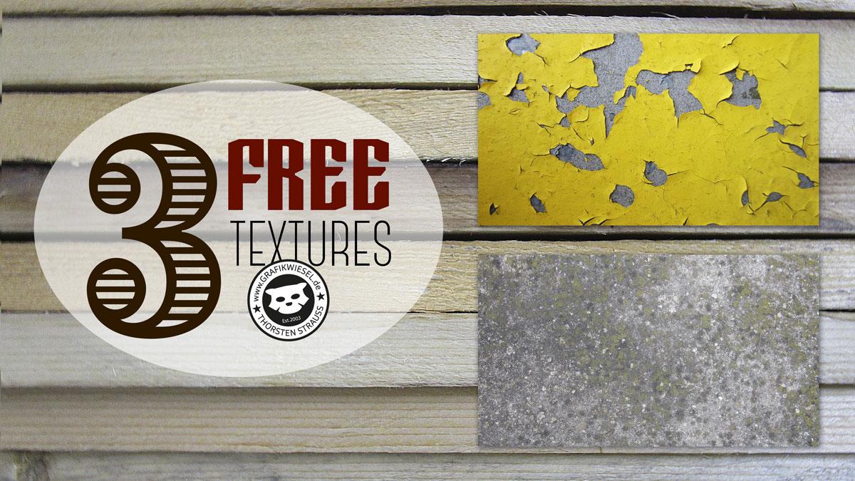 3 textures by Grafikwiesel by putorius