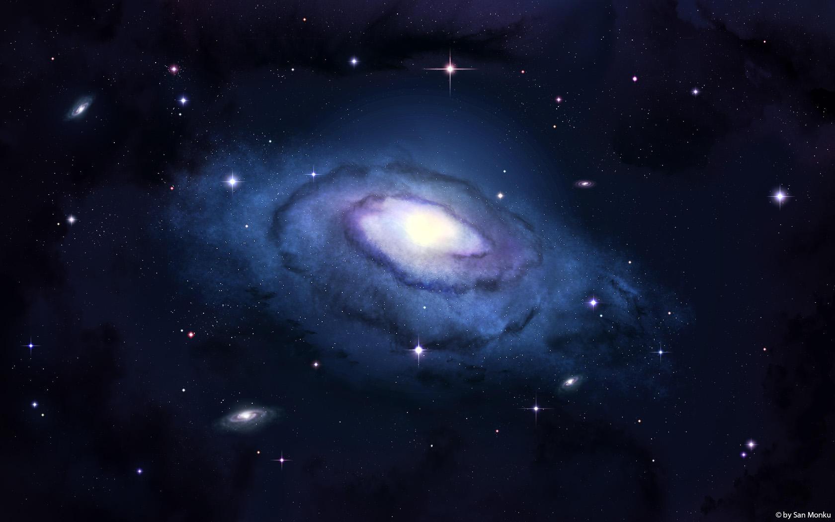 Helica Galaxy v2 by sanmonku