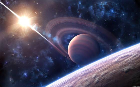 unChaos Nebula withSomePlanets v3