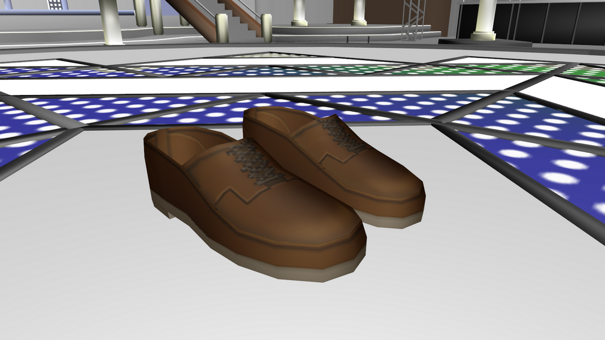 MMD Simple Shoe Download by kibo-P