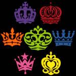 Uta No Prince-sama Crowns Custom Shapes