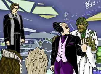Die Hochzeit by djap-chan