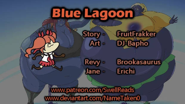 (Blueberry Audio Story) Blue Lagoon