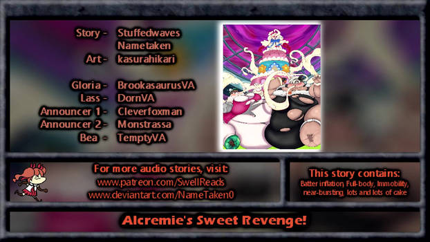 (Inflation Audio) Alcremie's Sweet Revenge!