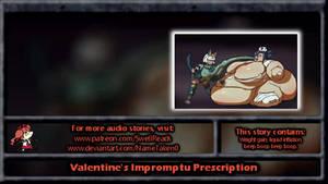 (WG Audio) Valentine's Impromptu Prescription