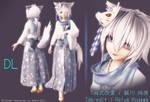 (DL!) Reiya Kogawa (MMD)