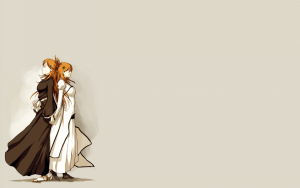 Inoue Orihime walls' pack by GuiTuX