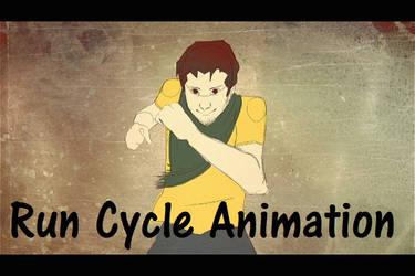 Run cycle - Boy