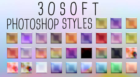 30 Soft Styles