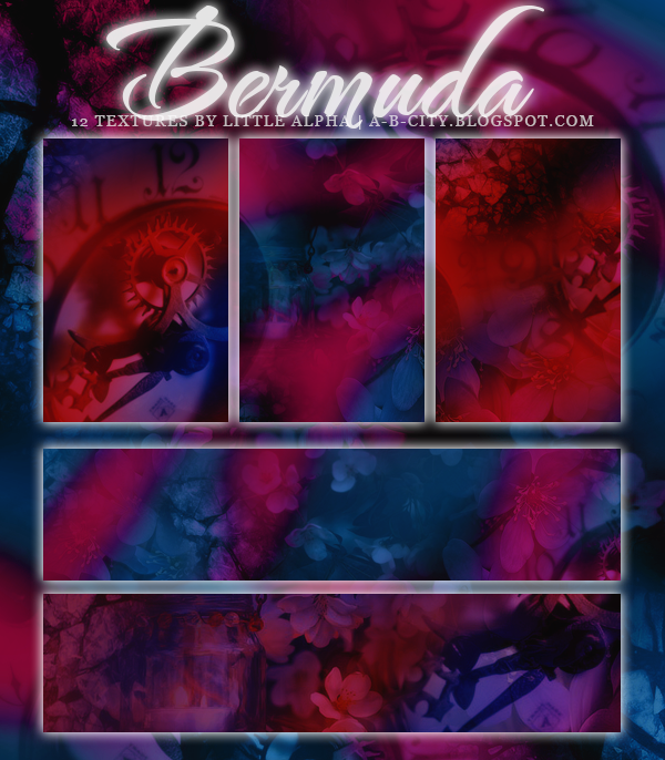 'bermuda' Textures By Little Alpha [a B City] by PannaKim