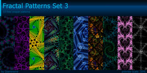 Fractal Patterns Set 3
