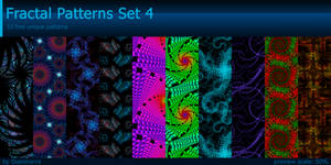 Fractal Patterns Set 4