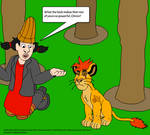 Spinelli asks Kion a Question by KBAFourthtime