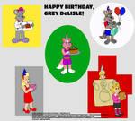 Happy Birthday, Grey DeLisle by KBAFourthtime