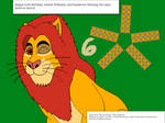 Adult Simba for Joseph Williams (Two Days Early) by KBAFourthtime