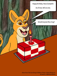 Kiara for Neve Campbell's Birthday (October 3rd)