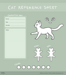 Free cat reference sheet