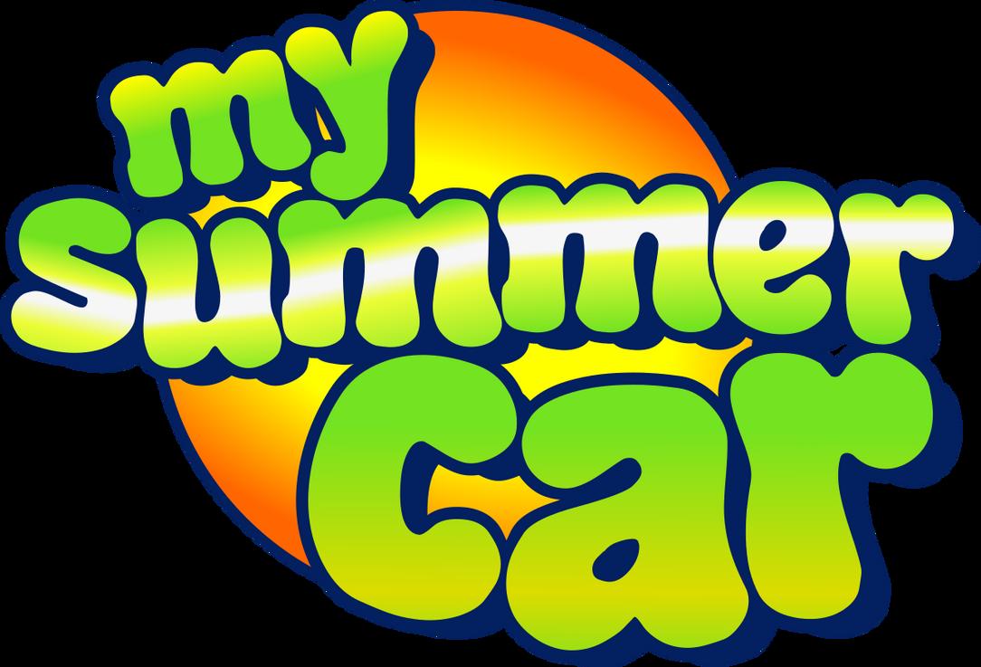 My Summer Car Logo (vectorized) by norbert79