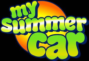 My Summer Car Logo (vectorized)