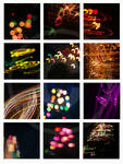 Christmas Light Icon Textures.