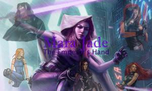 Mara Jade - The Emperor's Hand - Wallpaper