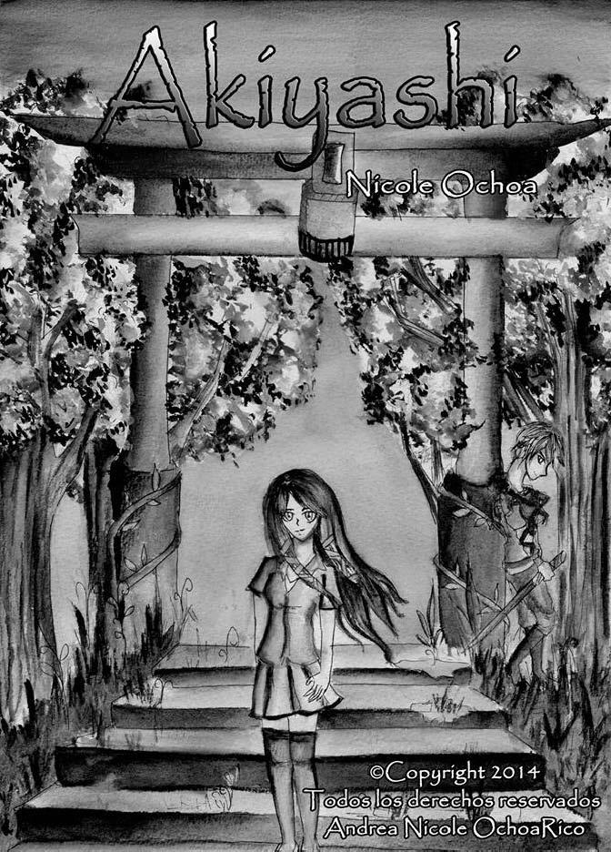 Akiyashi por Nicole Ochoa by MuseoMangaMexico