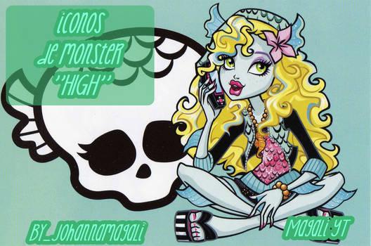 Pack De Iconos De Monster High