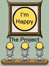 I'm Happy Project - 2 by BurgerBunny