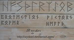 Runes Brushes