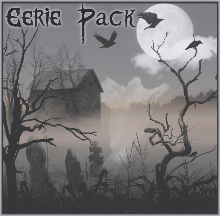 Eerie Pack by wyckedBrush