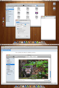 Wildcat Gtk Theme 1.3