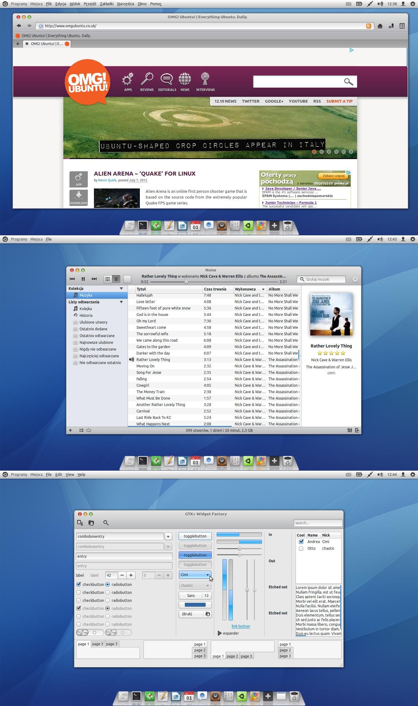 Wildcat Lion 1.5 beta by Dolsilwa