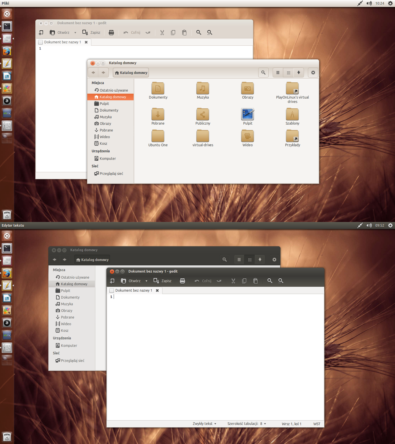Light Themes Fixed 13.04 by Dolsilwa