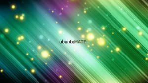Arbeit-MATE Glitter Wallpaper