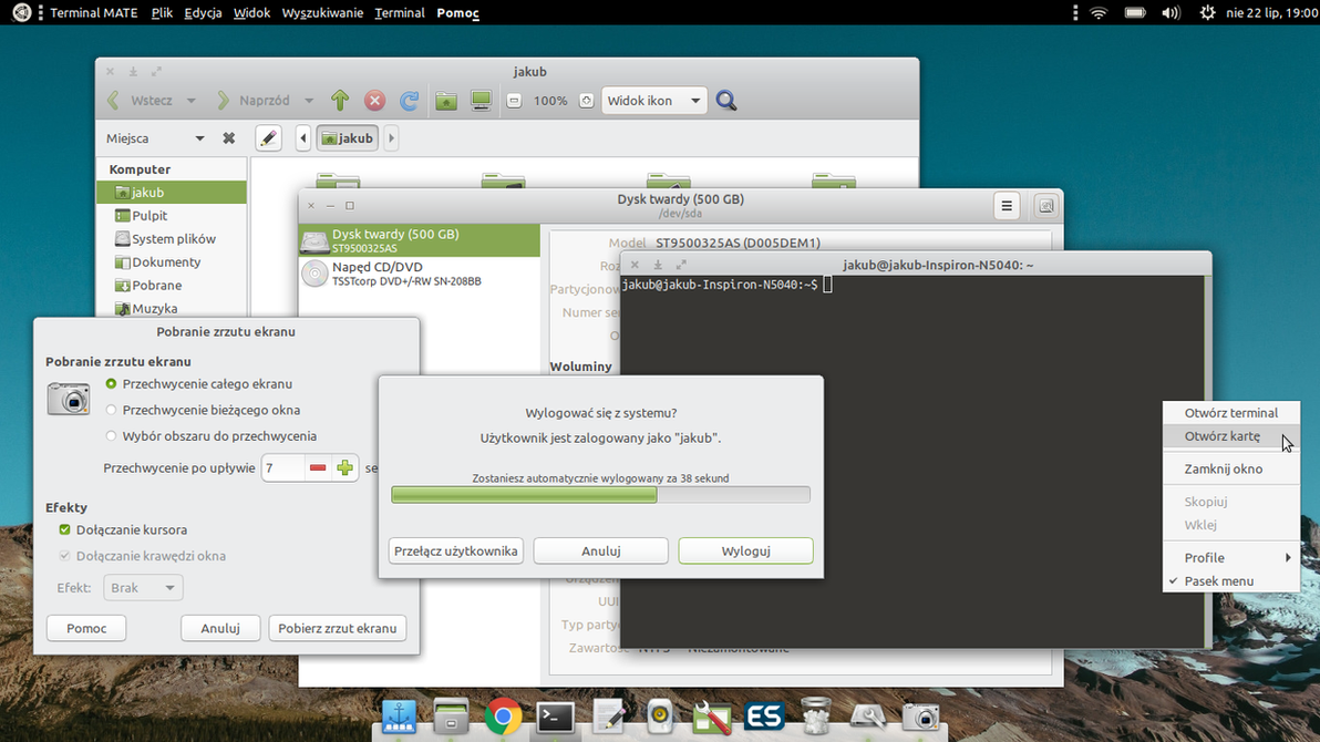 Arbeit 18.04.05 dark - beta - Ubuntu-MATE theme by Dolsilwa