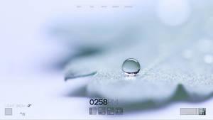 Minimalist Winter Theme