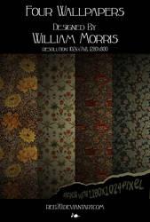 William Morris Wallpaper Pack