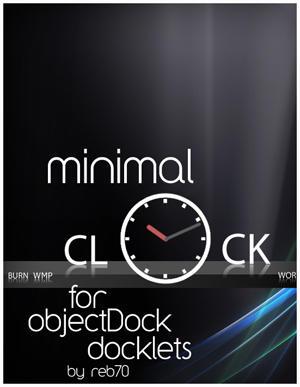 minimal clOck by reb70