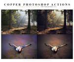 Photoshop Copper Actions