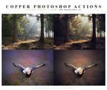 Photoshop Copper Actions