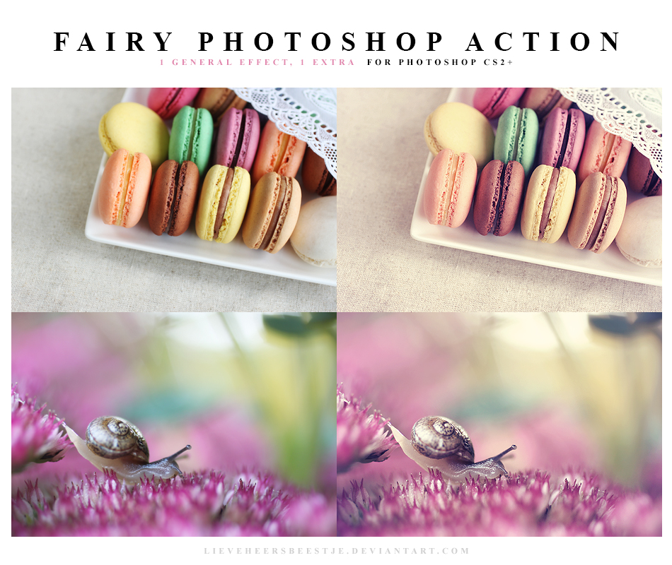 Photoshop Fairy action by meganjoy